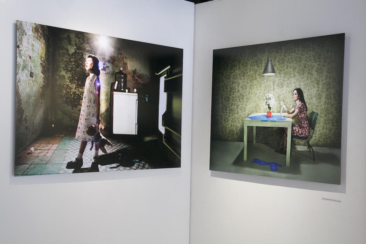 ... muestra de arte nos acerca a artistas plásticos contemporáneos