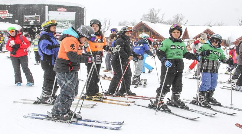 plan de esqui 2017