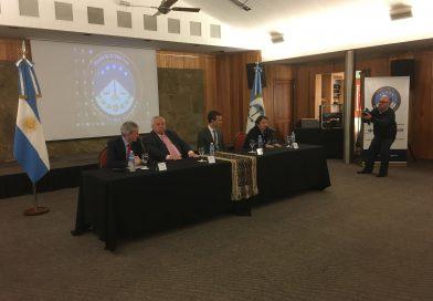 LA INTENDENTE MUNICIPAL PARTICIPÓ EN LA APERTURA DE JUNTA FEDERAL DE CORTES Y SUPERIORES TRIBUNALES DE JUSTICIA DE ARGENTINA