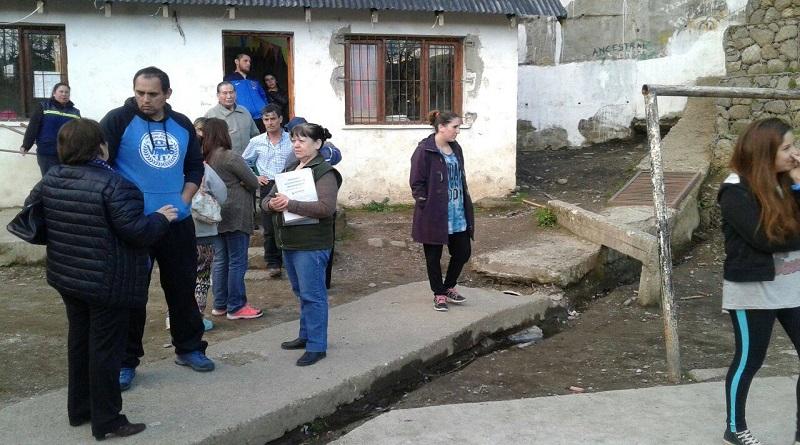 Vallejos barrio
