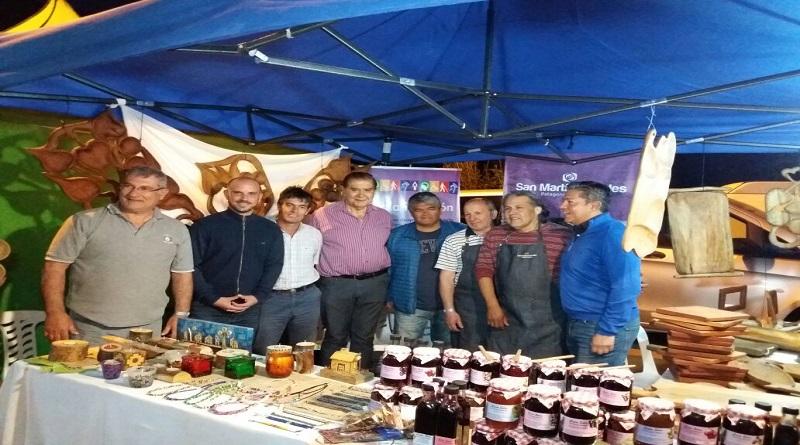 Bosch y Productores en Huinganco
